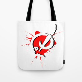 Badass Art Logo v2 Tote Bag
