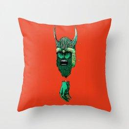 Titus Andronicus Throw Pillow