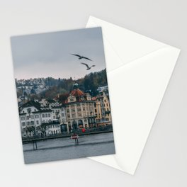 movement in time Stationery Cards