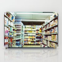 shopping iPad Cases featuring Shopping by jmdphoto