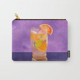 Butterfly Fish Tea by Kenzie McFeely Carry-All Pouch