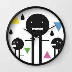 falsche sachen Wall Clock