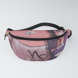 Capricorn Zodiac sign Fanny Pack