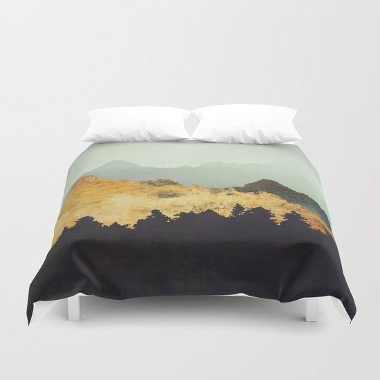 Patina Hills Duvet Cover