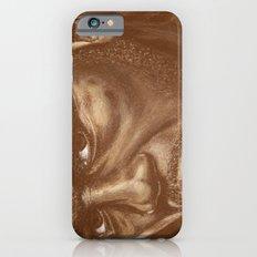 round 9..lenox lewis iPhone 6s Slim Case