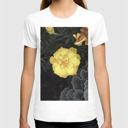 The Soft Yellow Flower (Vintage) T-shirt