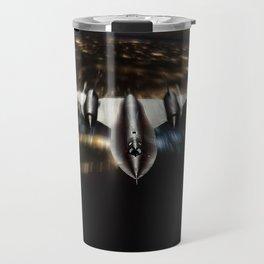 SR-71 Blackbird Travel Mug