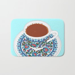 Turkish Coffee Bath Mat