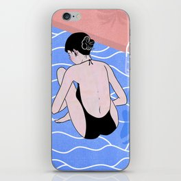 Cannonball iPhone Skin