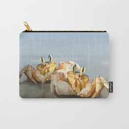 Two Pairs of Eyes Carry-All Pouch