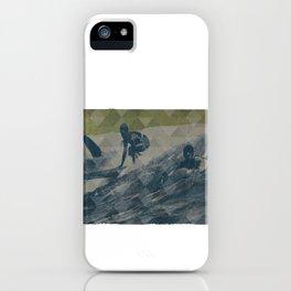 Surf iPhone Case