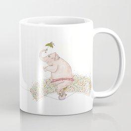 Big Achievement Coffee Mug