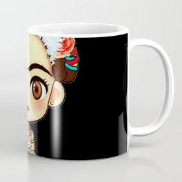 Frida Christmas Coffee Mug