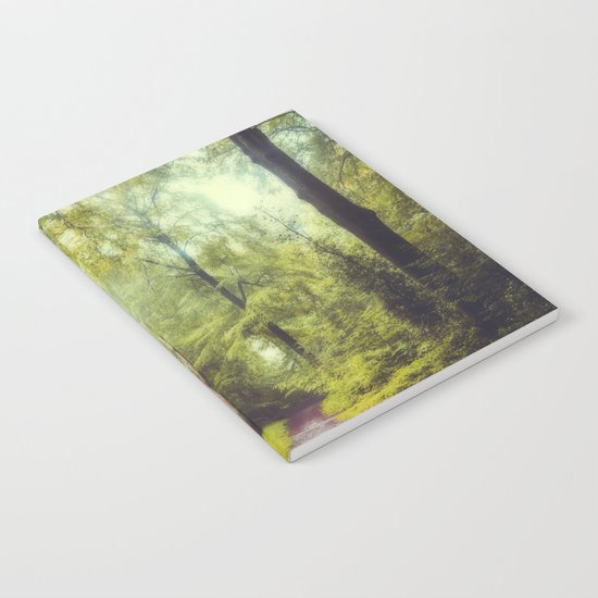 Dreamy Forest Notebook