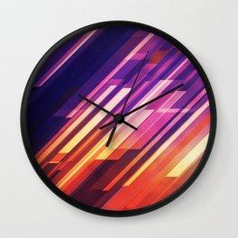 PONG Wall Clock