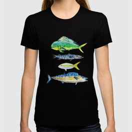 Caribbean Fish T-shirt