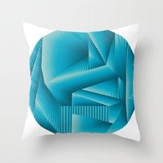 The Mirror Throw Pillow