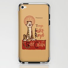 Le Tigre Rayé iPhone & iPod Skin