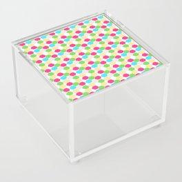 15 Hexagon Arrangement Acrylic Box