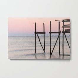 Dusk on the Horizon Metal Print