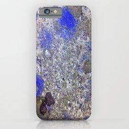Blue Moss iPhone Case