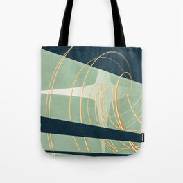 back row star Tote Bag