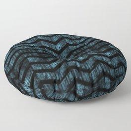 Abstract Floor Pillow