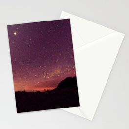 De noche Stationery Cards