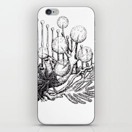 sea plants iPhone Skin