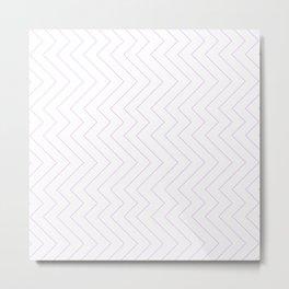 YARA ((lilac)) Metal Print