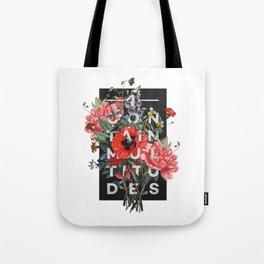 I contain multitudes Tote Bag