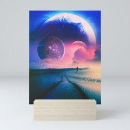 Hills Of The Desert Mini Art Print