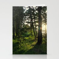 narnia Stationery Cards featuring Entering Narnia by Ananya Ghemawat