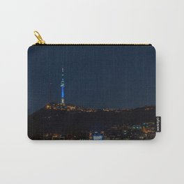 Seoul Tower at Night II Carry-All Pouch