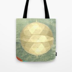Space Dome Tote Bag