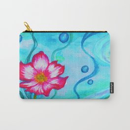 The Romantic Goldfish Carry-All Pouch