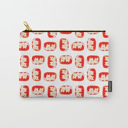 2 Dogs Carry-All Pouch