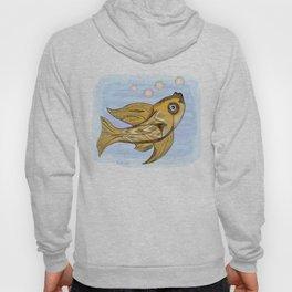 ABCD Goldfish Hoody
