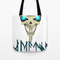 Death To The Living! Tote Bag