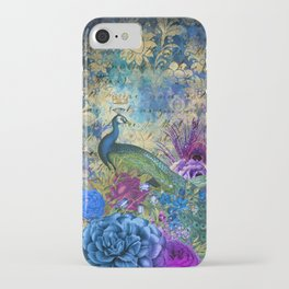 Feather Peacock 20 iPhone Case