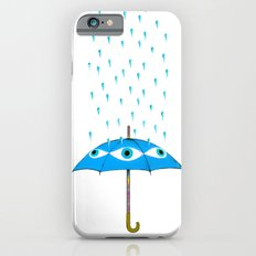 Storms Are Brewing In Your Eyes iPhone 6s Slim Case