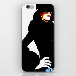 Vintage: The Galliano Jacket iPhone Skin