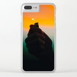 Viva Mexico Clear iPhone Case