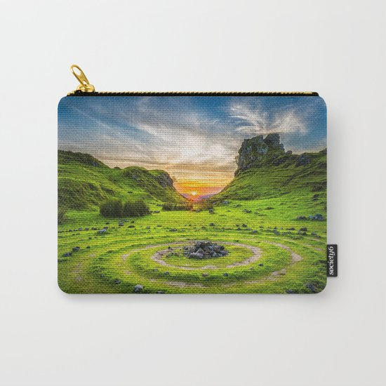 Enchanted Landscape Mood Carry-All Pouch