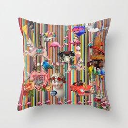 Weekend Away Throw Pillow