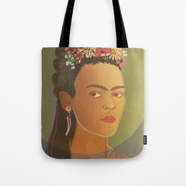Frida / Stay Wild Collection Tote Bag