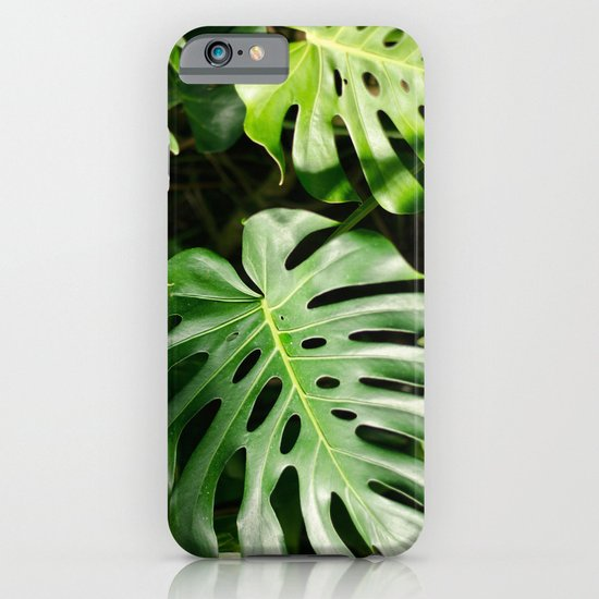 Tropical Plants iPhone & iPod Case