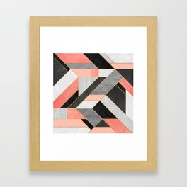 Construct 1 Framed Art Print