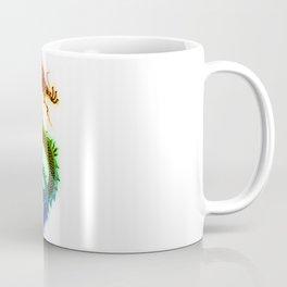 Rainbow Dragon Art Coffee Mug