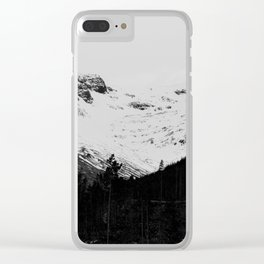 Glen Nevis Clear iPhone Case